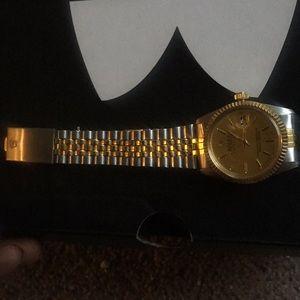 Superlative Chronometer Officially Certified Rolex